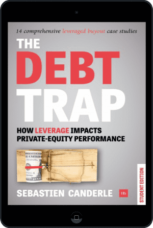 Cover of The Debt Trap - Student Edition (Ebook - tablet) by Sebastien Canderle