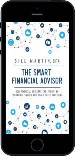 Cover of The Smart Financial Advisor by Bill Martin CFA