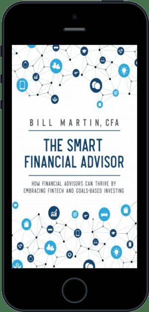Cover of The Smart Financial Advisor (Ebook - phone) by Bill Martin CFA