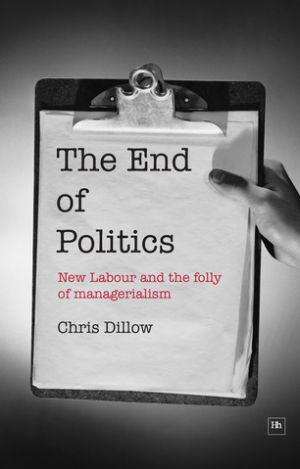 Cover of  by Chris Dillow