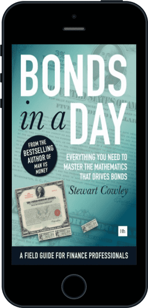Cover of Bonds in a Day (Ebook - phone) by Stewart Cowley
