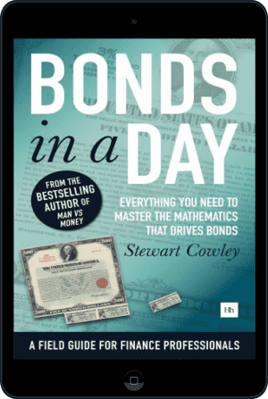 Cover of Bonds in a Day (Ebook - tablet) by Stewart Cowley