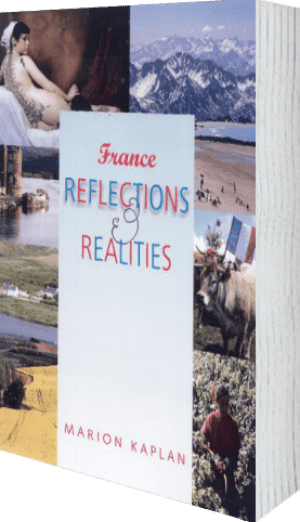 Cover of France, Reflections and Realities by Marion Kaplan