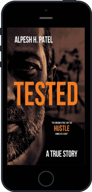 Cover of Tested (Ebook - phone) by Alpesh H. Patel