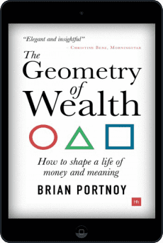 Cover of The Geometry of Wealth by Brian Portnoy