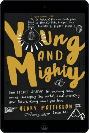 Cover of Young and Mighty (Ebook - tablet) by Henry Patterson