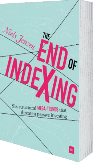 Cover of The End of Indexing (Hardback) by Niels Jensen