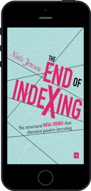 Cover of The End of Indexing (Ebook - phone) by Niels Jensen