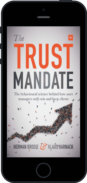 Cover of The Trust Mandate (Ebook - phone) by Herman Brodie and Klaus Harnack