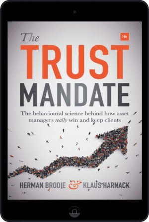 Cover of The Trust Mandate (Ebook - tablet) by Herman Brodie and Klaus Harnack