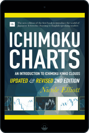Cover of Ichimoku Charts  (Ebook - tablet) by Nicole Elliott