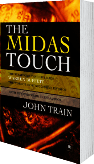 Cover of The Midas Touch (Paperback) by John Train