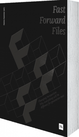 Cover of Fast Forward Files Volume 2 (Paperback) by Heimo  Hammer