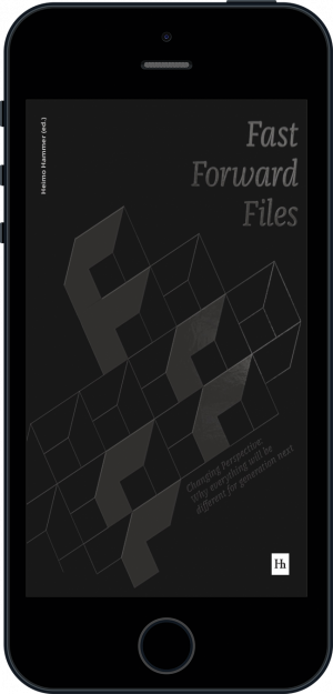 Cover of Fast Forward Files Volume 2 (Ebook - phone) by Heimo  Hammer