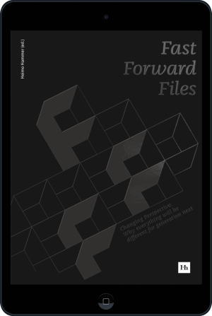 Cover of Fast Forward Files Volume 2 (Ebook - tablet) by Heimo  Hammer