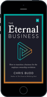 Cover of The Eternal Business by Chris Budd