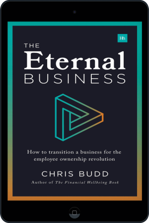 Cover of The Eternal Business (Ebook - tablet) by Chris Budd