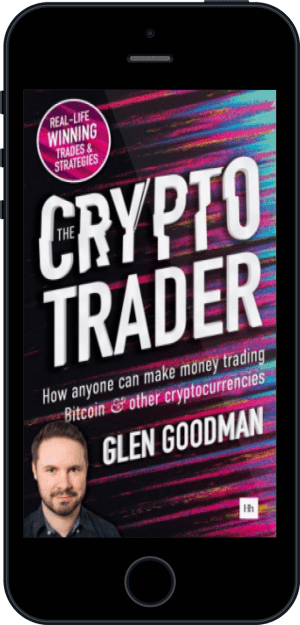Cover of The Crypto Trader (Ebook - phone) by Glen Goodman
