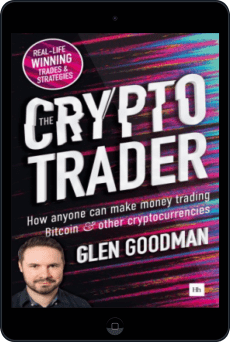 Cover of The Crypto Trader by Glen Goodman