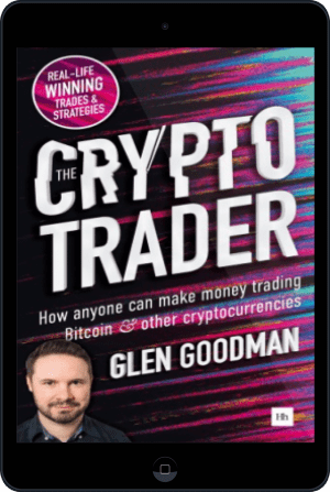 Cover of The Crypto Trader (Ebook - tablet) by Glen Goodman