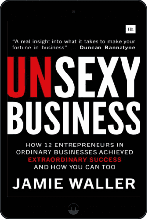 Cover of Unsexy Business (Ebook - tablet) by Jamie Waller