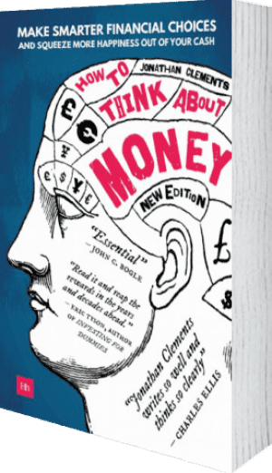 Cover of How to Think About Money (Paperback) by Jonathan Clements