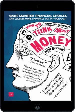 Cover of How to Think About Money (Ebook - tablet) by Jonathan Clements