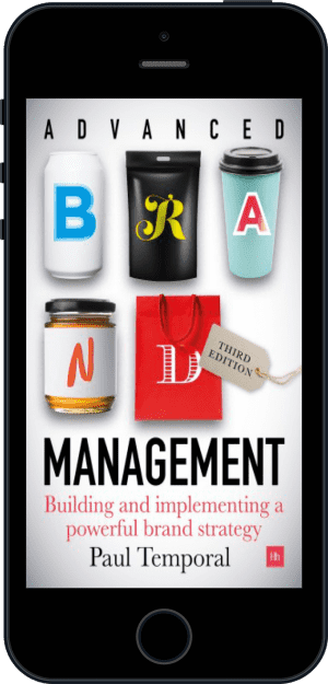 Cover of Advanced Brand Management -- 3rd Edition (Ebook - phone) by Paul Temporal