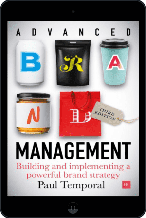Cover of Advanced Brand Management -- 3rd Edition (Ebook - tablet) by Paul Temporal