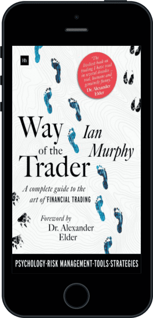 Cover of Way of the Trader (Ebook - phone) by Ian Murphy