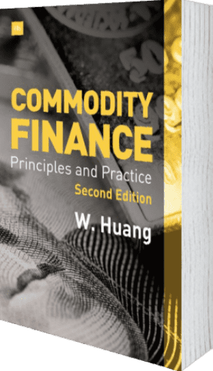 Cover of Commodity Finance -- 2nd Edition (Hardback) by Weixin Huang