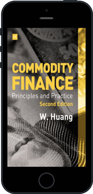 Cover of Commodity Finance -- 2nd Edition (Ebook - phone) by Weixin Huang
