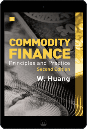 Cover of Commodity Finance -- 2nd Edition (Ebook - tablet) by Weixin Huang