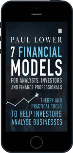 Cover of 7 Financial Models for Analysts, Investors and Finance Professionals by Paul Lower