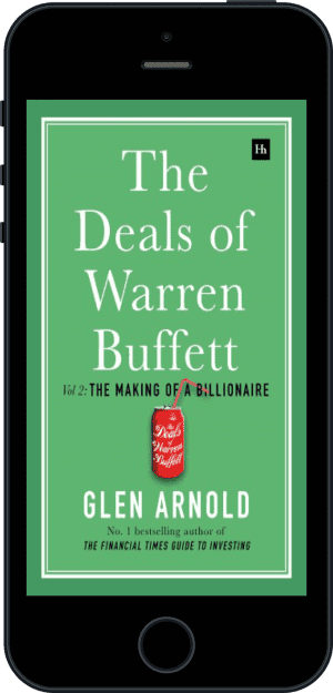 Cover of The Deals of Warren Buffett Volume 2 (Ebook - phone) by Glen Arnold