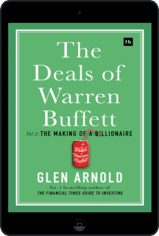 Cover of The Deals of Warren Buffett Volume 2 by Glen Arnold