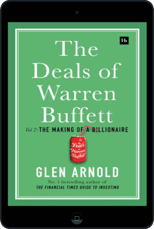 Cover of The Deals of Warren Buffett Volume 2 (Ebook - tablet) by Glen Arnold