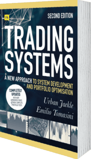 Cover of Trading Systems 2nd edition (Paperback) by Emilio Tomasini and Urban Jaekle