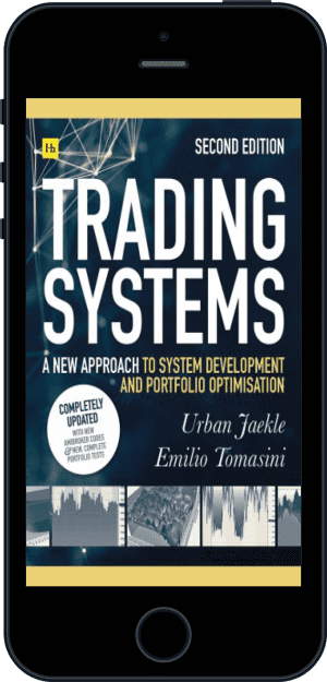 Cover of Trading Systems 2nd edition (Ebook - phone) by Emilio Tomasini and Urban Jaekle