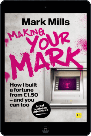 Cover of Making Your Mark (Ebook - tablet) by Mark Mills