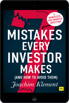 Cover of 7 Mistakes Every Investor Makes (And How to Avoid Them) by Joachim  Klement