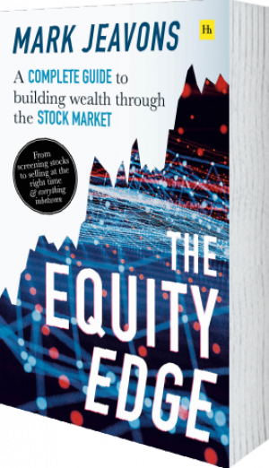Cover of The Equity Edge (Paperback) by Mark Jeavons