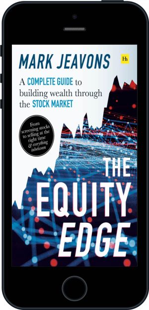Cover of The Equity Edge (Ebook - phone) by Mark Jeavons