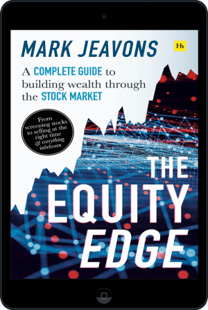 Cover of The Equity Edge (Ebook - tablet) by Mark Jeavons