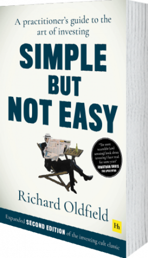 Cover of Simple But Not Easy, 2nd edition by Richard Oldfield