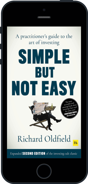 Cover of Simple But Not Easy, 2nd edition (Ebook - phone) by Richard Oldfield