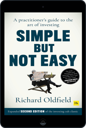 Cover of Simple But Not Easy, 2nd edition (Ebook - tablet) by Richard Oldfield