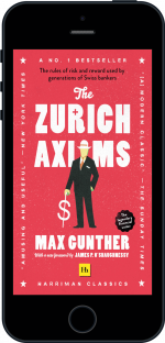 Cover of The Zurich Axioms (Harriman Classics) by Max Gunther