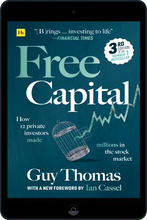 Cover of Free Capital  (Ebook - tablet) by Guy Thomas