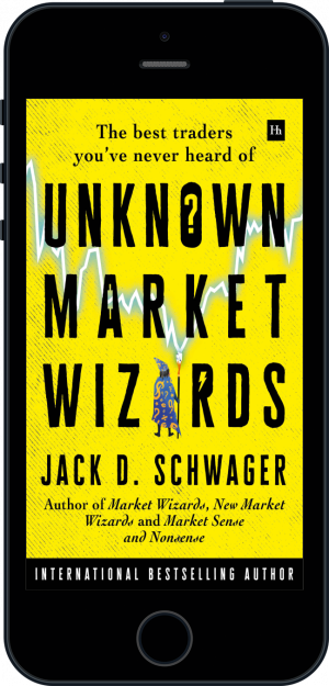 Cover of Unknown Market Wizards (Ebook - phone) by Jack D. Schwager